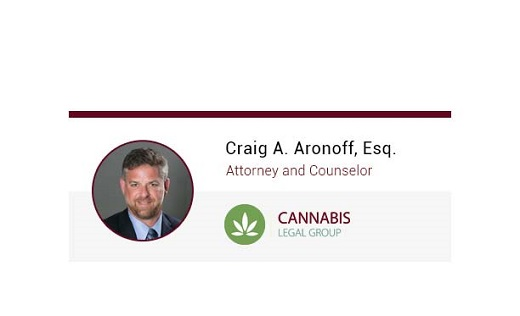 Meet Cannabis Attorney Craig Aronoff