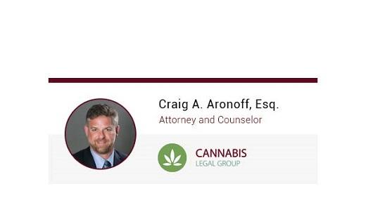 Meet Cannabis Attorney Craig Aronoff
