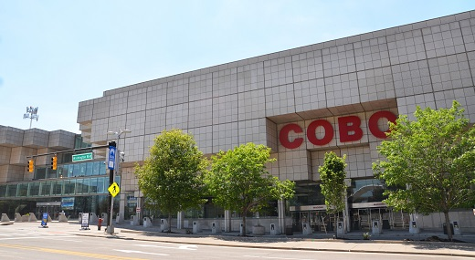 Cobo Hall Detroit