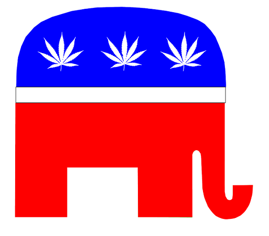 Republicans Supporting Marijuana