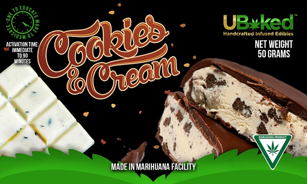 UBaked Cookies and Cream